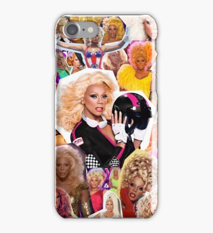 Cover Gurl iPhone Case/Skin