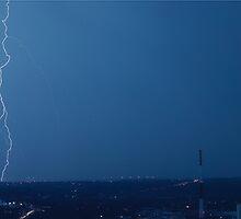Split Lightning by Dennis Jones - CameraView