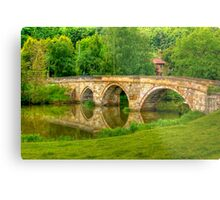 Kirkham Bridge - River Derwent Metal Print