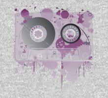 Cassette Series Nr. 3 - Purple Madness Kids Clothes