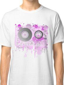 Cassette Series Nr. 3 - Purple Madness Classic T-Shirt