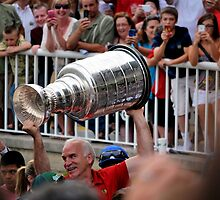 The Stanley Cup by Brian Gaynor