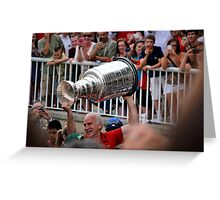 The Stanley Cup Greeting Card