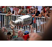 The Stanley Cup Photographic Print