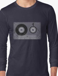 Cassette Series Nr. 2 - Saxophone man Long Sleeve T-Shirt