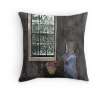 Safe In Here Throw Pillow