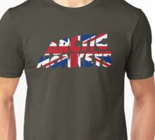 Arctic monkeys UK Unisex T-Shirt