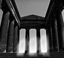 penshaw monument by andrew wilson