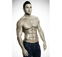 the muscle Photographic Print