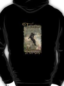 "Shirtdesign ""Friesian Horses"" T-Shirt"