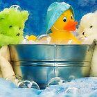 Rub a Dub - Three in a Tub by Trudy Wilkerson