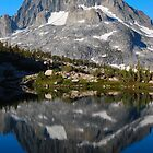 Sierra Reflection by Talo Pinto