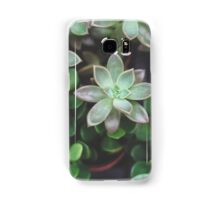 Garden Green Succulents Samsung Galaxy Case/Skin