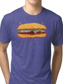 "Vietnamese Pork Roll - ""Banh Mi"" Tri-blend T-Shirt"