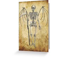 Angel of death... Greeting Card