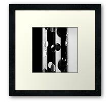 Mirror world. II Framed Print