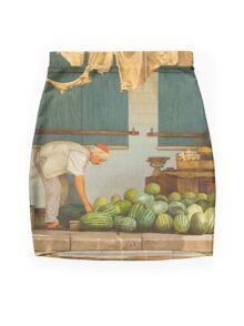 MARKET II Mini Skirt