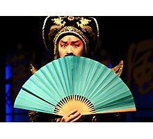 Sichuan  Opera, China Photographic Print
