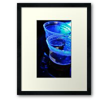J-bombs Framed Print