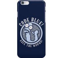 Code Blue iPhone Case/Skin