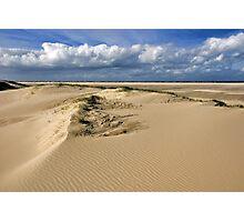 North Sea Beach 2 Photographic Print