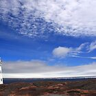 Big Sky Lighthouse by Brian Carey