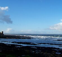 St.andrew's Castle #1 by Derek Chalmers