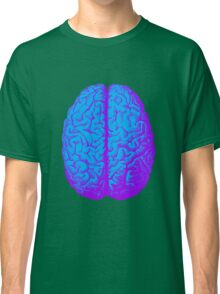 Psychedelic Brain Classic T-Shirt