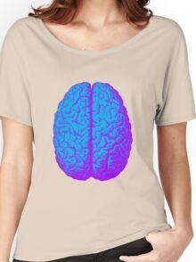 Psychedelic Brain Women's Relaxed Fit T-Shirt