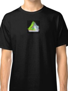 Optical Illusion Minecraft Classic T-Shirt