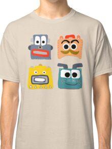 summer baby robots Classic T-Shirt