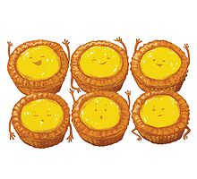 "Hong Kong Egg Tarts - ""蛋撻"" by jamesrotanson"