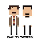 « Fawlty Towers Mini-figure  » par ComedyQuotes