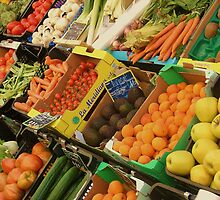 Market Fruit and Veg by zaliedal
