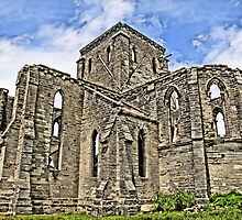 Unfinished Church by DJ Florek