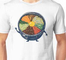 "Korean Mixed Rice - ""Bibimbab 비빔밥"" Unisex T-Shirt"
