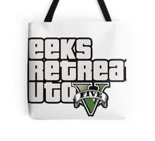 Geeks Retreat Auto Tote Bag