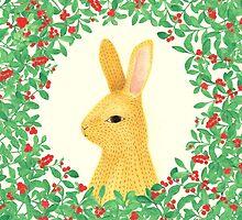 Lingon bunny by syhong