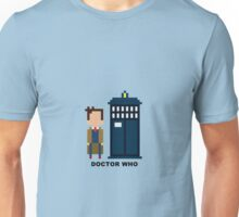 Dr Who Mini-figure  Unisex T-Shirt