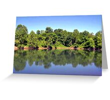 *JERRY'S LAKE* Greeting Card