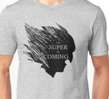 Super is coming Unisex T-Shirt