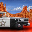 Sheriff by Matt Mawson
