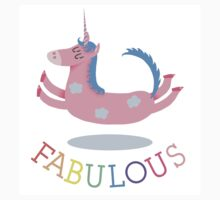 Fabulous Unicorn Kids Clothes