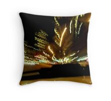 Visual Swagger Throw Pillow