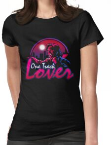 One track lover Womens Fitted T-Shirt