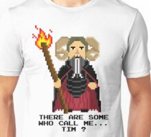 Tim the Enchanter - Monty Python and the Holy Pixel Unisex T-Shirt