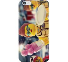 The Customer is Always Right - But Not Today iPhone Case/Skin