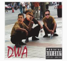 DWA Dictators With Attitude Kids Clothes