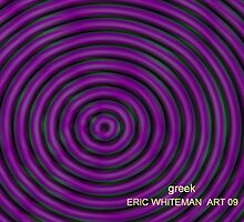 ( GREEK  ) ERIC WHITEMAN   by ericwhiteman