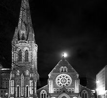 ChristChurch Cathedral by Werner Padarin